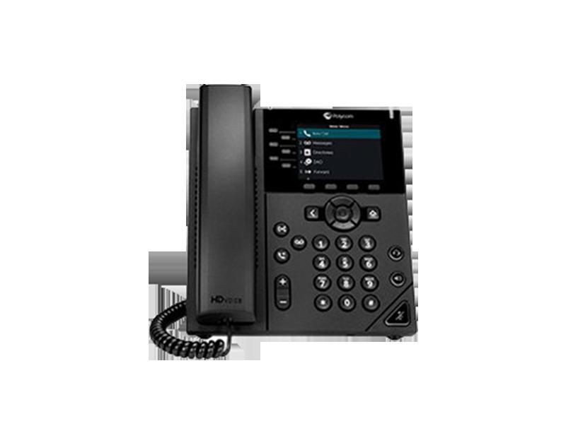 VVX350-IP电话